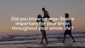 Omega-3s and Brain Health
